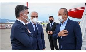 Dışişleri Bakanı Çavuşoğlu, Atina'ya gitti