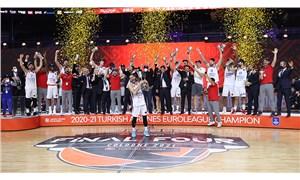 Anadolu Efes, Avrupa şampiyonu oldu