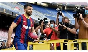 Barcelona, Sergio Agüero'yu kadrosuna kattı