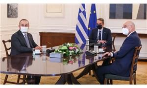 Dışişleri Bakanı Çavuşoğlu, Yunanistan'da: Aşı sertifikası konusunda anlaşma sağlandı