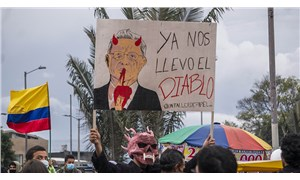 Kolombiya, direnişin birinci ayında