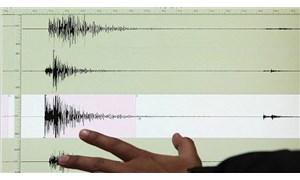 Mersin'in Anamur ilçesi açıklarında 4,3 büyüklüğünde deprem