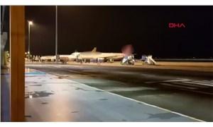 Ordu-Giresun Havalimanı'nda yolcu uçağına yapılan bomba ihbarı asılsız çıktı