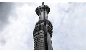 Çamlıca Kulesi'ne giriş ücretini yurttaşlar fazla buldu