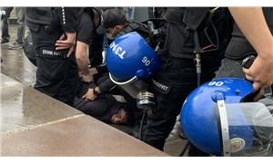 Ethem Sarısülük anmasına polis müdahalesi: 9 kişi gözaltına alındı
