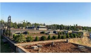 Tahir Elçi'nin Yeniköy Mezarlığı'nda bulunan kabri tahrip edildi