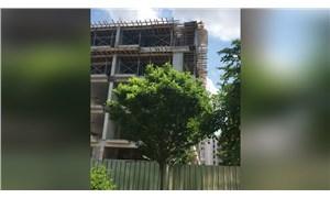 TOKİ'nin deprem konutunun kolonları hatalı çıktı