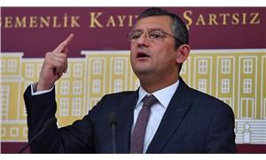 CHP'li Özel'den Şentop'un Kılıçdaroğlu'na yönelik ifadelerine tepki: Haddini bil Şentop!