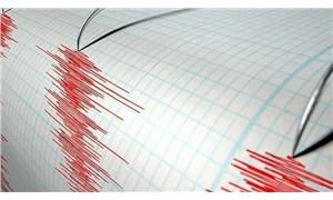 Osmaniye'nin Kadirli ilçesinde 4,1 büyüklüğünde deprem