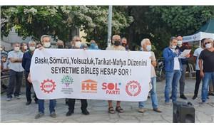 Sol ve demokratik güçler: Kirli ittifaka karşı mücadele etmeye çağırıyoruz