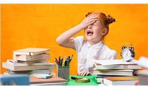 Sınav kaygısı bıktırıyor