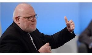 Alman başpiskopos, 'Kilise cinsel istismarla mücadelede başarısız' diyerek istifa etti