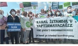Kanal'ı yaptırmayacağız, Yenişehir'i kurdurmayacağız