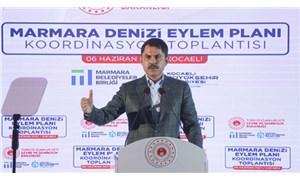 Çevre ve Şehircilik Bakanı Murat Kurum 'Marmara Denizi Eylem Planı'nı' açıkladı