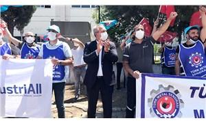 Sendikalı işçiye istifa baskısı