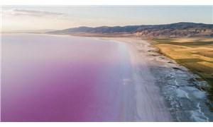 Tuz Gölü küçülüyor