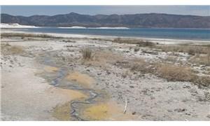 Salda Gölü Koruma Derneği: Köyün kanalizasyon suyu hala Salda Gölü'ne akıyor