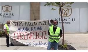 TOKİ'nin haklarını gasp ettiği işçiler: Paramızı alana kadar size huzur yok