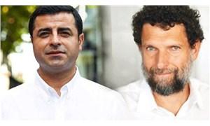 Avrupa Konseyi'nden Kavala ve Demirtaş için Türkiye'ye yönelik iki hamle