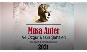Musa Anter Gazetecilik Ödülleri için başvurular başladı