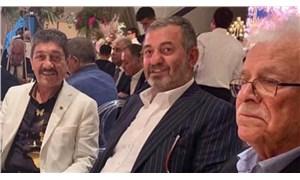 Feridun Öncel'in Süleyman Soylu'nun babasıyla fotoğrafı ortaya çıktı