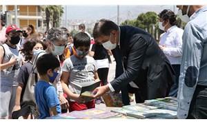 Karşıyakalı çocuklar kitapla buluştu