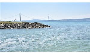 Lapseki'de denize girmek kirlilik nedeniyle yasaklandı
