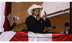 Peru'da devlet başkanlığı seçimlerini sosyalist aday Castillo kazandı
