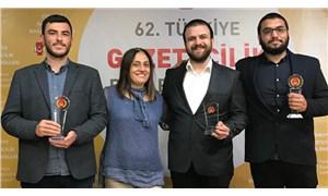 TGC Türkiye Gazetecilik Başarı Ödülleri sahiplerini buldu: BirGün'e 4 ödül birden