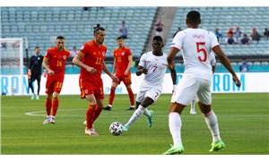EURO 2020 A Grubu | Galler-İsviçre maçında kazanan çıkmadı