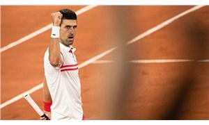 Nadal'ı yenen Djokovic'ten galibiyet değerlendirmesi: Kariyerimin en iyi üç maçından birisini oynadım