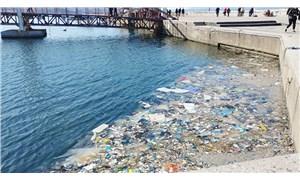 Nehirlerden denizlere çöp akıyor
