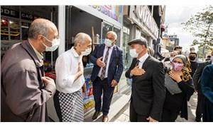 Tunç Soyer, Erzurum'da: Esnafı ziyaret etti