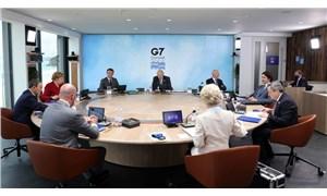 G7'den yoksul ülkelere 1 milyar doz aşı hibesi taahhüdü