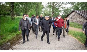 Tunç Soyer Ardahan ve Kars'a gitti: El ele vererek aydınlık bir geleceğe yürüyeceğiz
