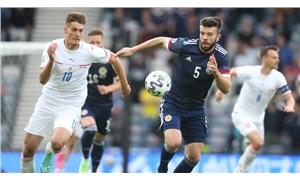 EURO 2020 D Grubu | Çekya, İskoçya'yı Patrik Schick'in golleriyle geçti