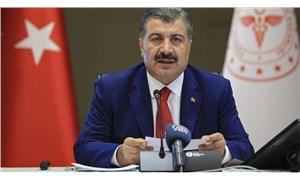 Sağlık Bakanı Koca: Bugün 750 bin kişi aşı randevusu aldı