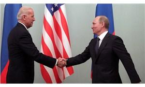 Biden'dan Putin'e: Zeki, zor ve değerini hak eden bir hasım