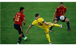 EURO 2020 E Grubu | İspanya, İsveç'i geçemedi