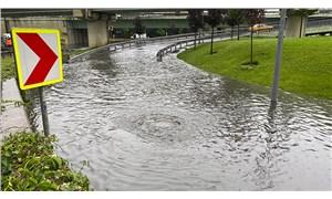 İstanbul yağmura teslim