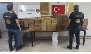 Bakan Muş'a soru önergesi: 'Yakalanan 1 ton kokain kime gidiyordu?'