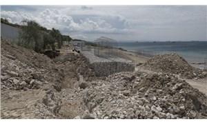 Bozaada Forum Habbele koyundaki inşaata karşı açıklama: Doğa tahrip ediliyor