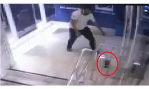 Bankadan 200 TL çalıp kaçmıştı: 24 saat geçmeden yakalandı