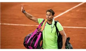 Rafael Nadal, Wimbledon'a ve Olimpiyatlar'a katılmayacağını açıkladı