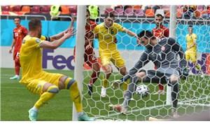 Ukrayna, Kuzey Makedonya'yı mağlup etti