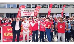 15-16 Haziran'ın yıldönümünde işçiler meydanda