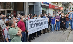 Ankara'da emek ve meslek örgütlerinden Deniz Poyraz'ın katledilmesine tepki