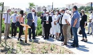Çanakkale'de Aromatik ve Tıbbi Bitkiler Parkı açıldı