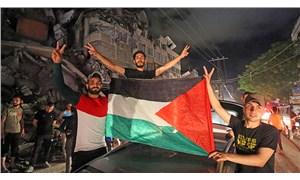 Filistinlilere saldıran yeni hükümete uyarı