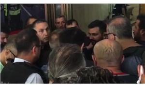 HDP binasına saldıran Onur Gencer'in polisle ilk karşılaşması: İsmin ne abicim?